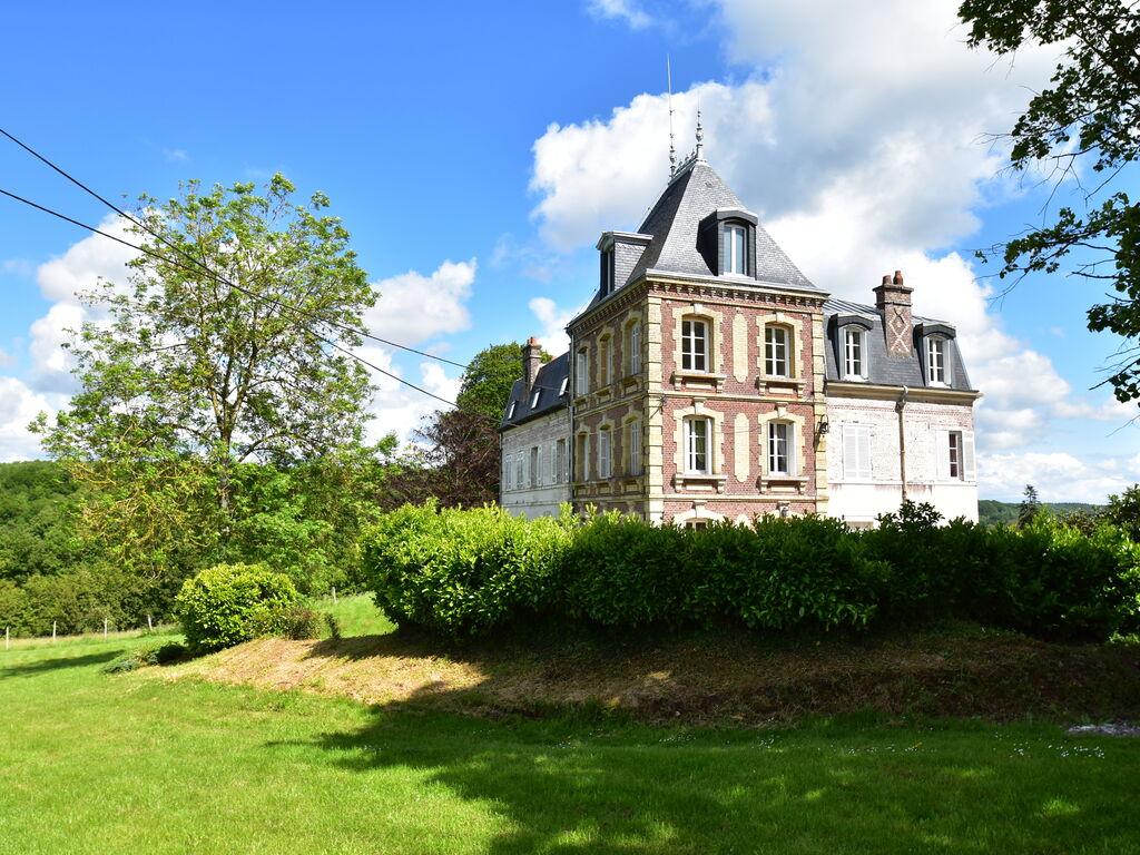 Ferienhaus Charmantes Cottage in Asnières mit Terrasse (179984), Cormeilles, Calvados, Normandie, Frankreich, Bild 33
