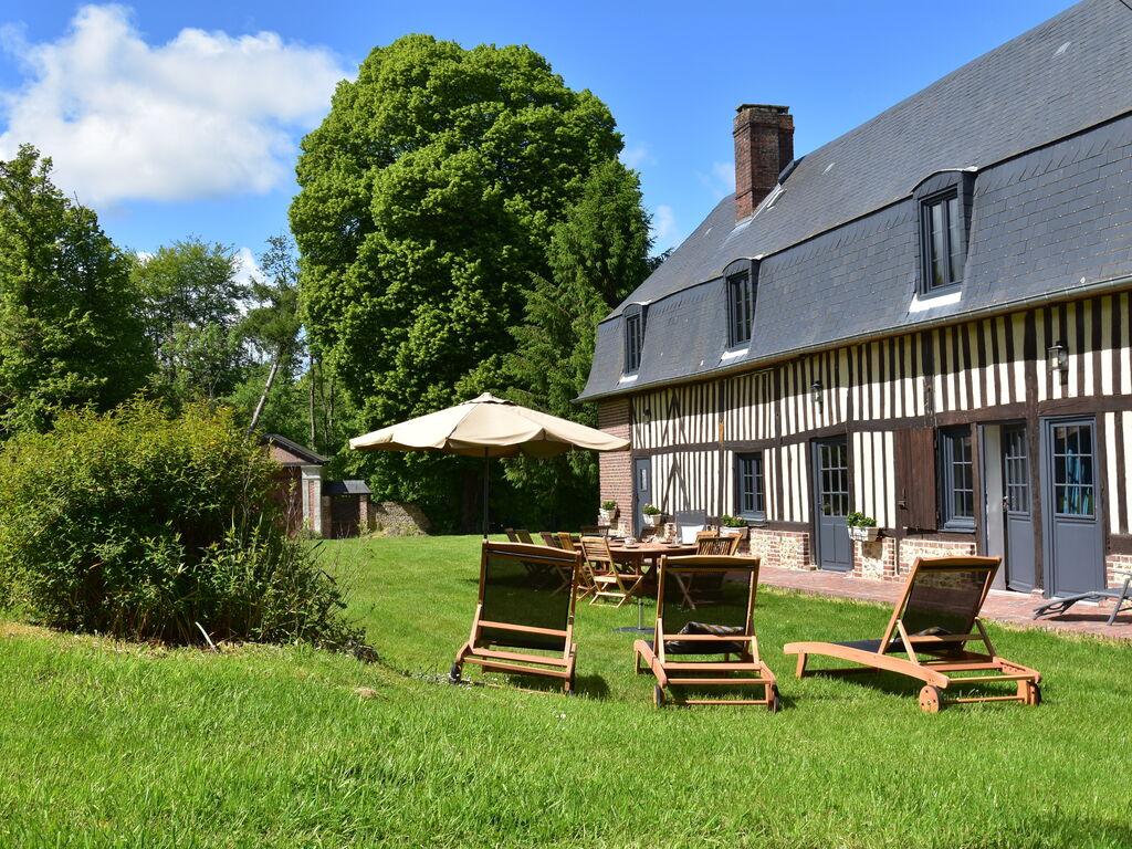 Ferienhaus Charmantes Cottage in Asnières mit Terrasse (179984), Cormeilles, Calvados, Normandie, Frankreich, Bild 29