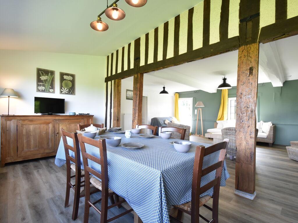Ferienhaus Charmantes Cottage in Asnières mit Terrasse (179984), Cormeilles, Calvados, Normandie, Frankreich, Bild 9