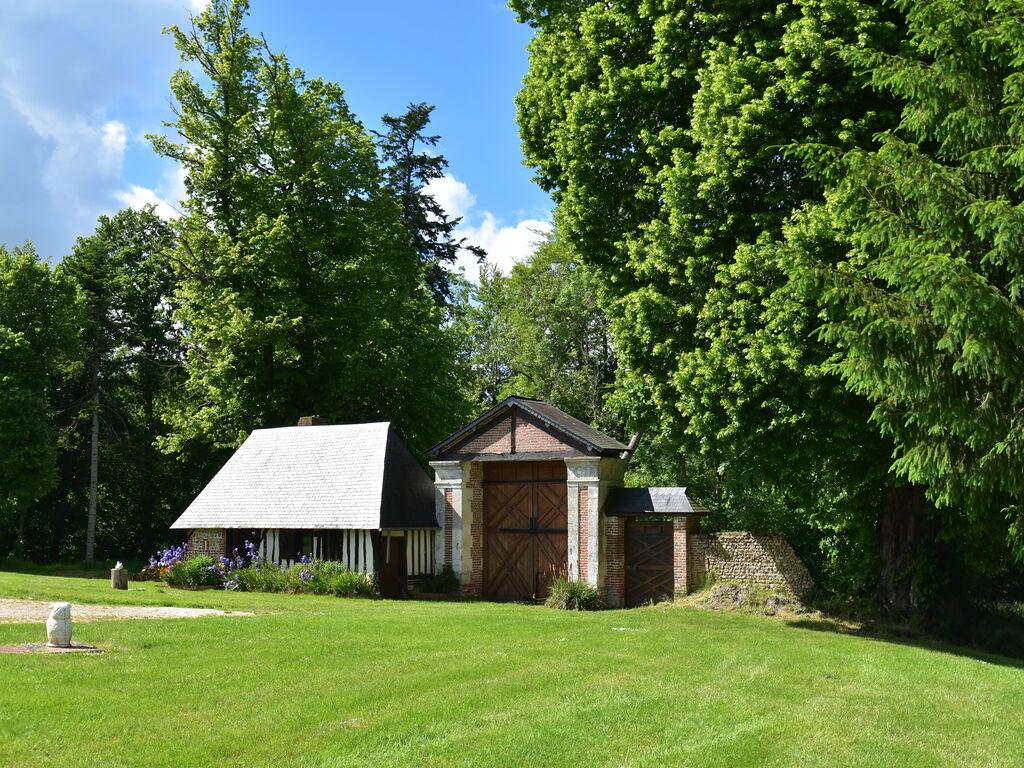 Ferienhaus Charmantes Cottage in Asnières mit Terrasse (179984), Cormeilles, Calvados, Normandie, Frankreich, Bild 30