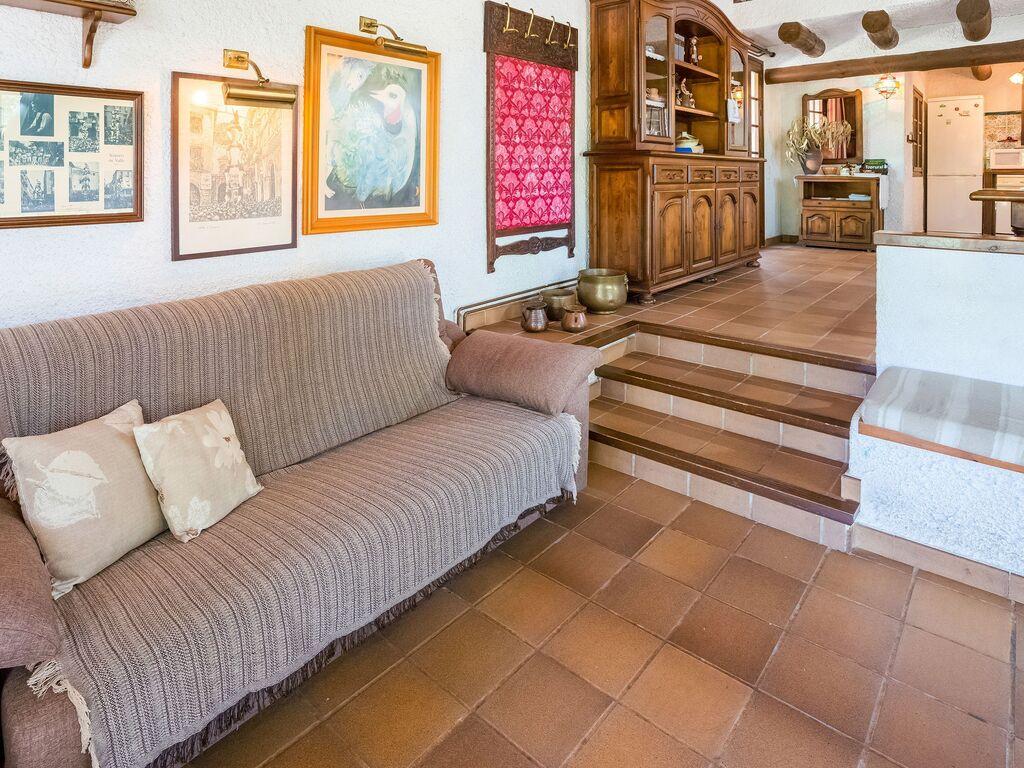 Ferienhaus Ruhiges Cottage in Montferri mit Gartensitzecke und Barbecue (179951), Brafim, Tarragona, Katalonien, Spanien, Bild 12