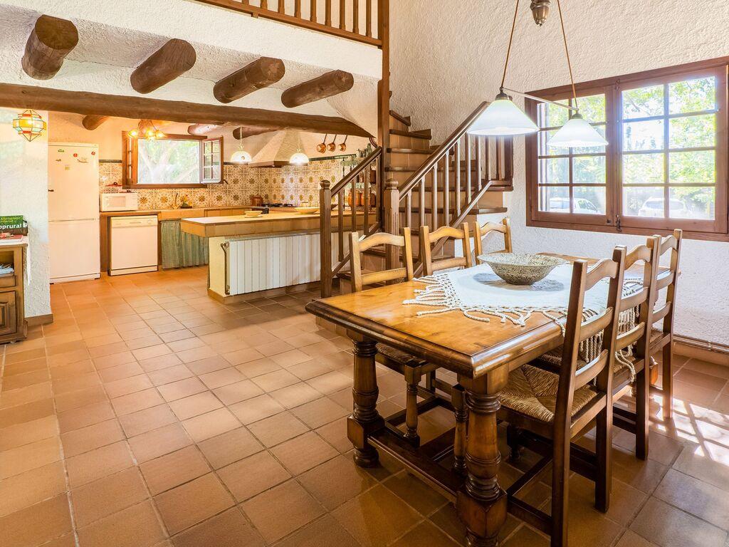 Ferienhaus Ruhiges Cottage in Montferri mit Gartensitzecke und Barbecue (179951), Brafim, Tarragona, Katalonien, Spanien, Bild 14