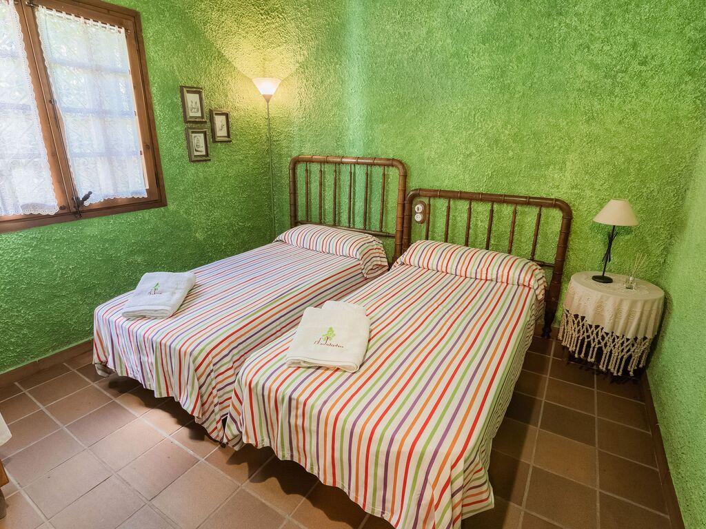 Ferienhaus Ruhiges Cottage in Montferri mit Gartensitzecke und Barbecue (179951), Brafim, Tarragona, Katalonien, Spanien, Bild 18