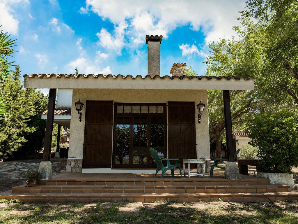 Ferienhaus Ruhiges Cottage in Montferri mit Gartensitzecke und Barbecue (179951), Brafim, Tarragona, Katalonien, Spanien, Bild 6
