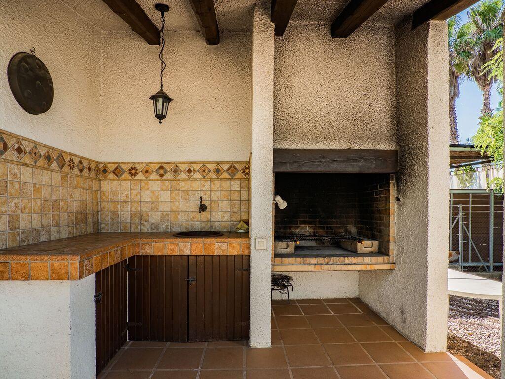 Ferienhaus Ruhiges Cottage in Montferri mit Gartensitzecke und Barbecue (179951), Brafim, Tarragona, Katalonien, Spanien, Bild 28