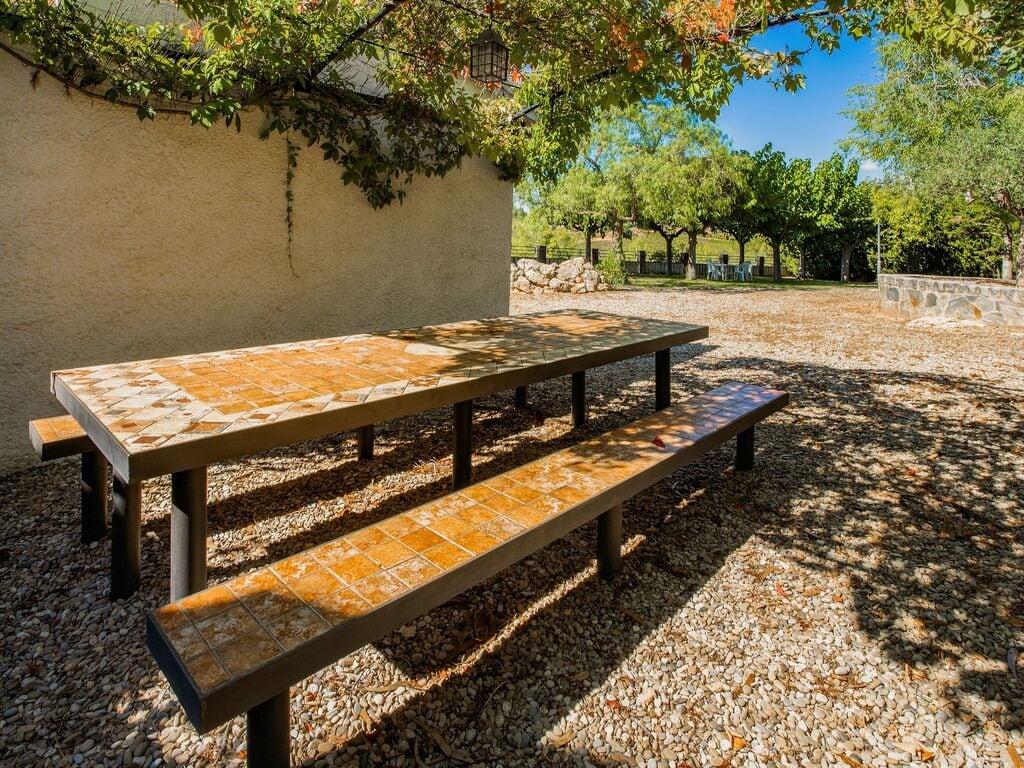 Ferienhaus Ruhiges Cottage in Montferri mit Gartensitzecke und Barbecue (179951), Brafim, Tarragona, Katalonien, Spanien, Bild 27