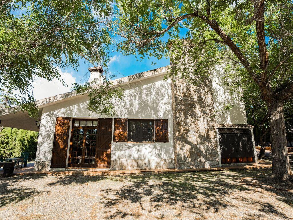 Ferienhaus Ruhiges Cottage in Montferri mit Gartensitzecke und Barbecue (179951), Brafim, Tarragona, Katalonien, Spanien, Bild 7