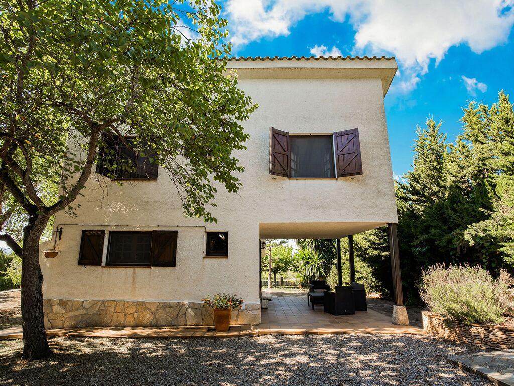 Ferienhaus Ruhiges Cottage in Montferri mit Gartensitzecke und Barbecue (179951), Brafim, Tarragona, Katalonien, Spanien, Bild 8