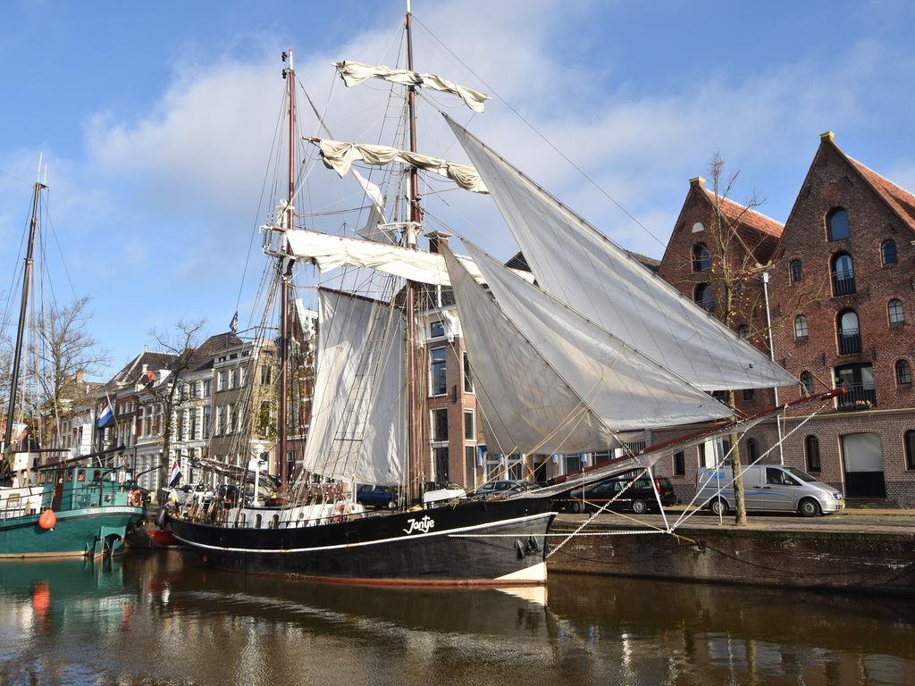 Authentisches ehemaliges Fischerboot aus dem Jahr  Boot