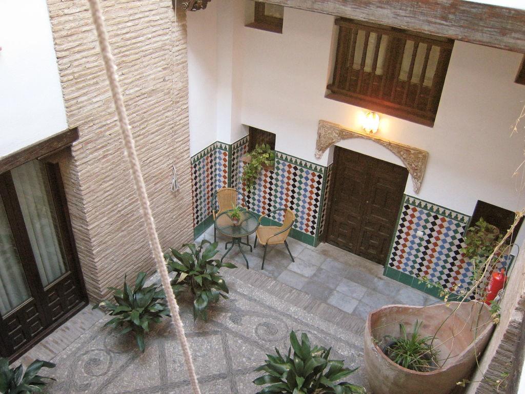 Albariza  2 pers Ferienwohnung