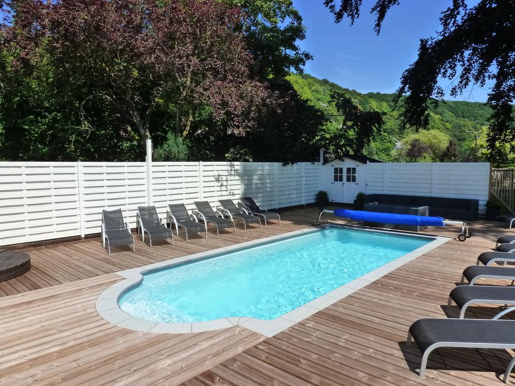 Ferienhaus Luxusvilla mit Swimmingpool in Hastière-par-Delà (194915), Hastière, Namur, Wallonien, Belgien, Bild 2