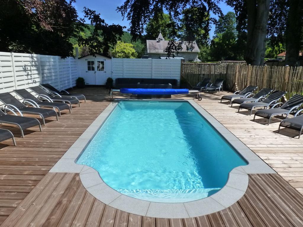 Ferienhaus Luxusvilla mit Swimmingpool in Hastière-par-Delà (194915), Hastière, Namur, Wallonien, Belgien, Bild 9