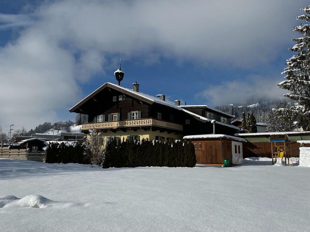 Ferienwohnung Luxuriöse Ferienwohnung in Mittersill nahe dem Skigebiet (194917), Mittersill, Pinzgau, Salzburg, Österreich, Bild 1