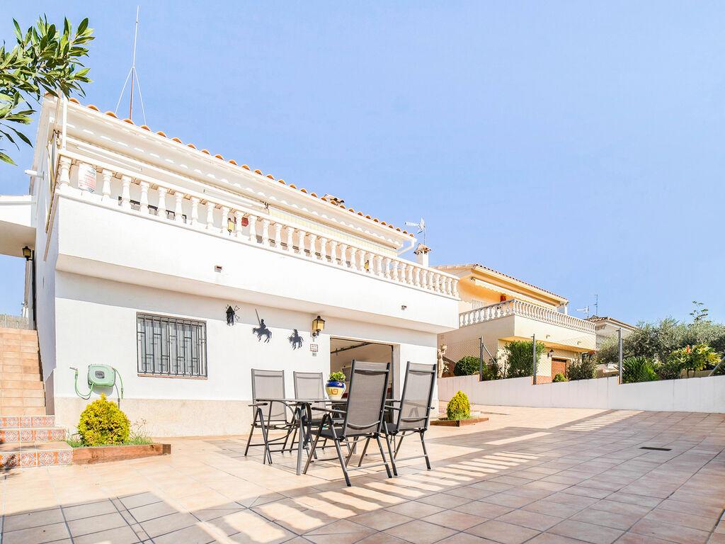 Holiday house Stilvolles Ferienhaus in el Mas Mel am Waldrand (202481), Calafell, Costa Dorada, Catalonia, Spain, picture 6