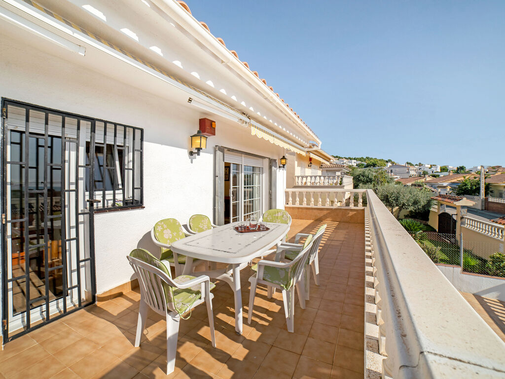 Holiday house Stilvolles Ferienhaus in el Mas Mel am Waldrand (202481), Calafell, Costa Dorada, Catalonia, Spain, picture 36