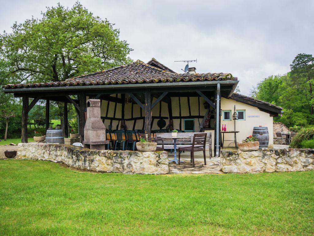 Ferienhaus Les Chênes Pieux (202471), Castelnau d'Auzan, Gers, Midi-Pyrénées, Frankreich, Bild 17