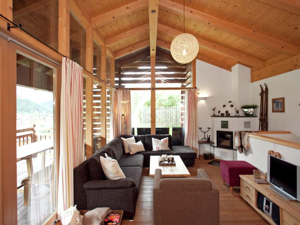 Maison de vacances Chalets im Wald (253661), Wald im Pinzgau, Pinzgau, Salzbourg, Autriche, image 16