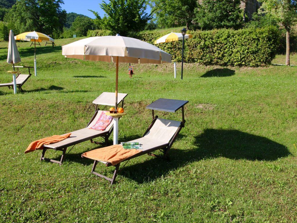 Ferienwohnung Vintage-Cottage mit großem Garten in den Marken (256820), Apecchio, Pesaro und Urbino, Marken, Italien, Bild 7