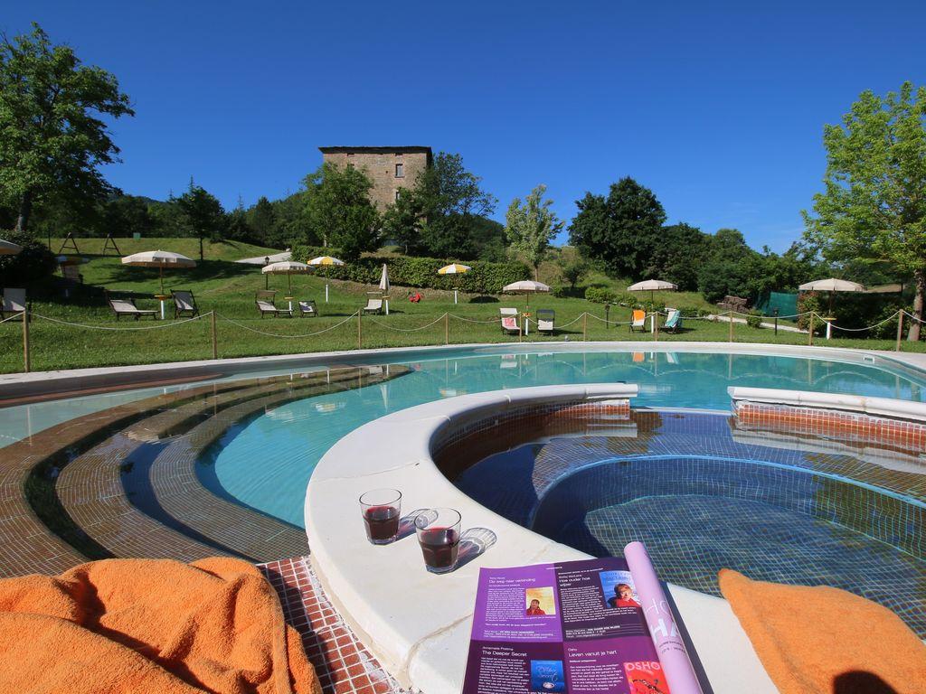 Ferienwohnung Vintage-Cottage mit großem Garten in den Marken (256820), Apecchio, Pesaro und Urbino, Marken, Italien, Bild 10