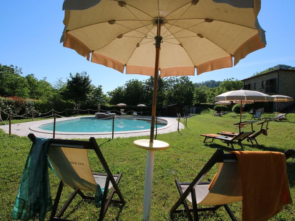 Ferienhaus Rosa Gialla (256821), Apecchio, Pesaro und Urbino, Marken, Italien, Bild 10