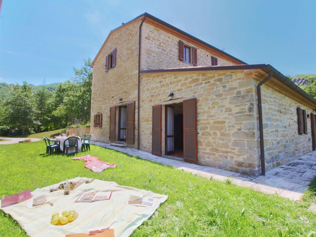 Ferienhaus Rosa Gialla (256821), Apecchio, Pesaro und Urbino, Marken, Italien, Bild 2