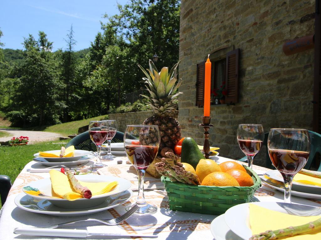 Ferienhaus Rosa Gialla (256821), Apecchio, Pesaro und Urbino, Marken, Italien, Bild 32