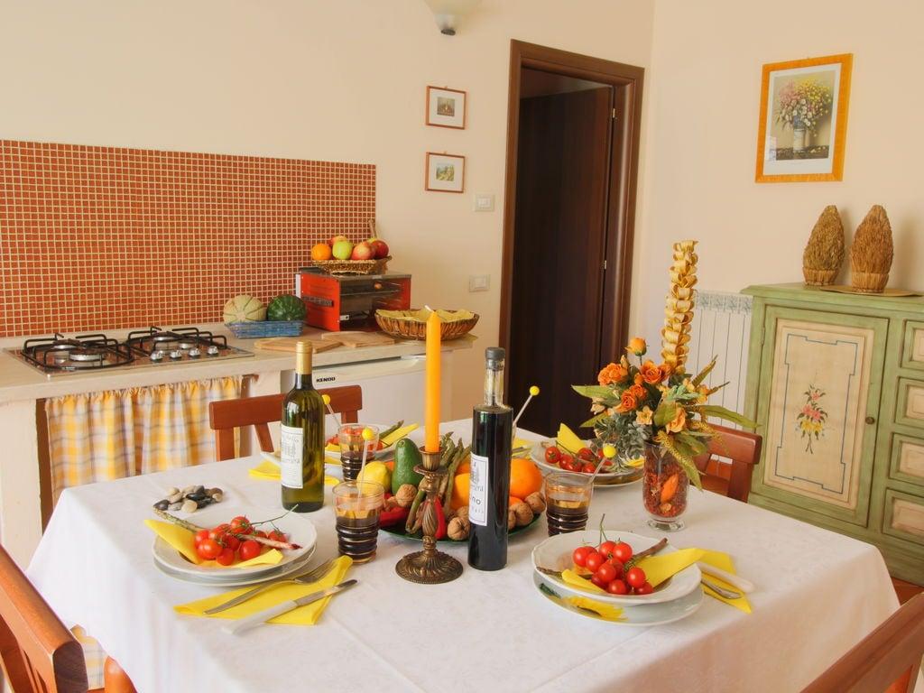 Ferienhaus Rosa Gialla (256821), Apecchio, Pesaro und Urbino, Marken, Italien, Bild 15