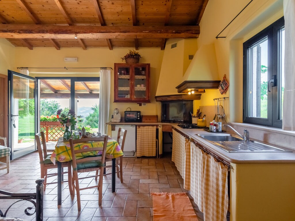 Ferienhaus La Cinciallegra (256827), Cagli, Pesaro und Urbino, Marken, Italien, Bild 12