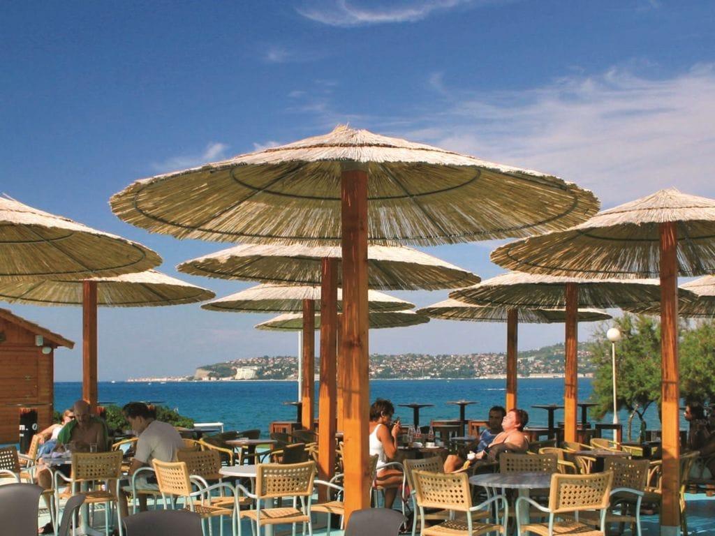 Maison de vacances Funktioneller Bungalow mit Balkon o. Terrasse, 7 km von Umag (270234), Umag, , Istrie, Croatie, image 8