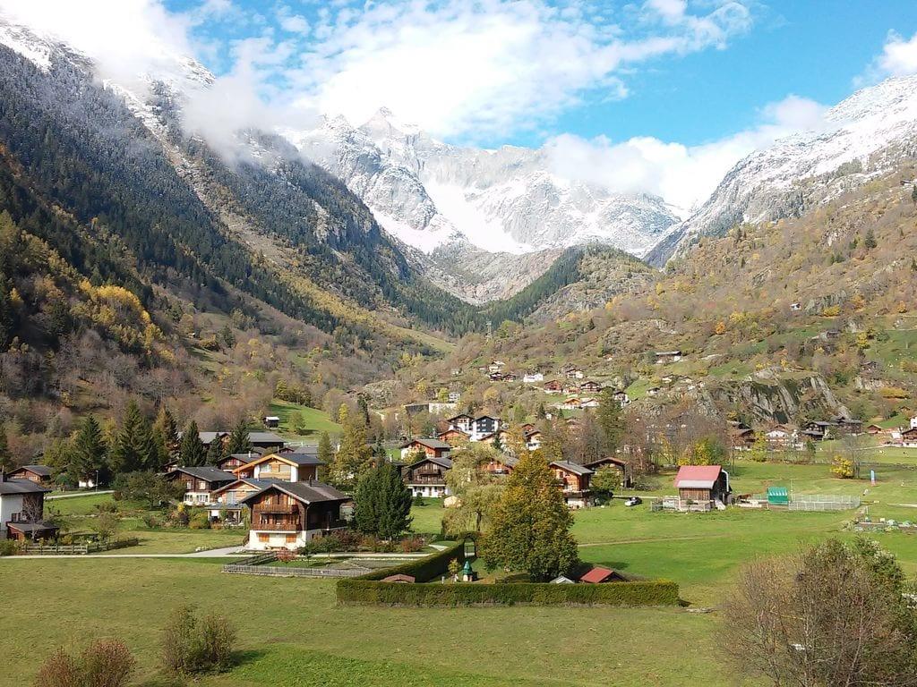 Holiday apartment Kirsanna (216723), Fieschertal, Aletsch - Goms, Valais, Switzerland, picture 5