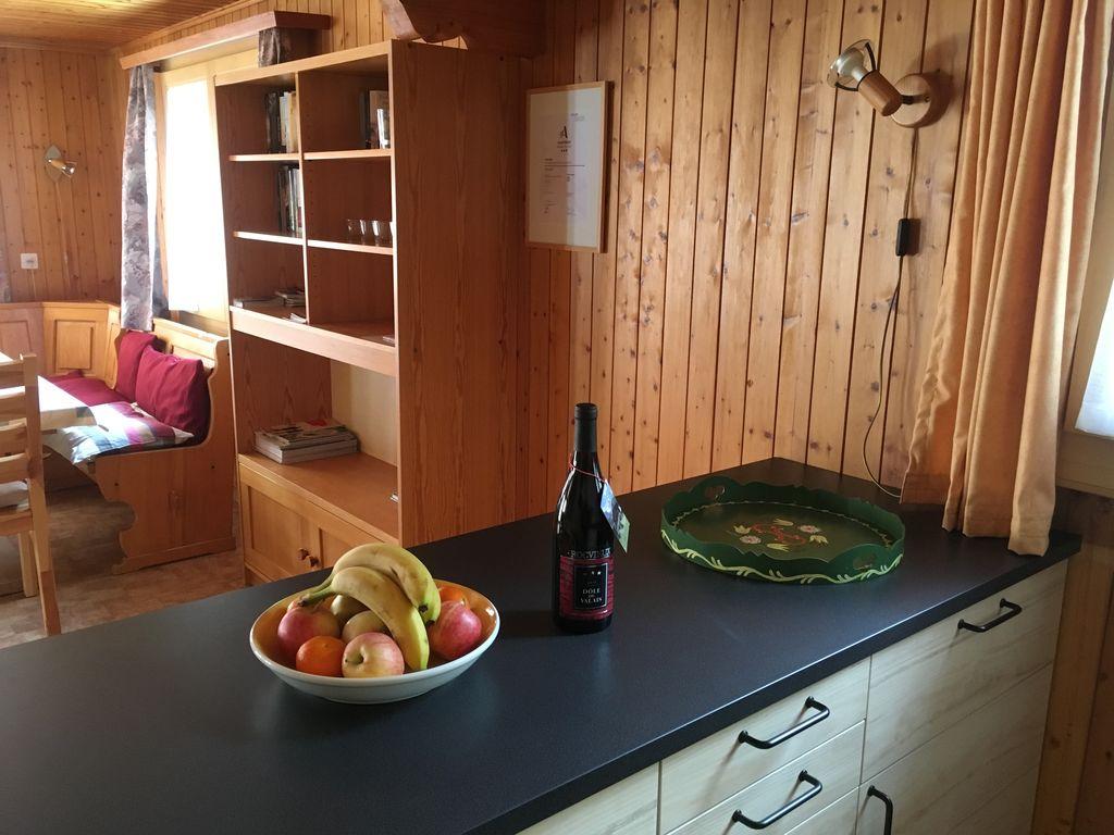 Holiday apartment Kirsanna (216723), Fieschertal, Aletsch - Goms, Valais, Switzerland, picture 12