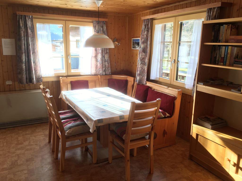Holiday apartment Kirsanna (216723), Fieschertal, Aletsch - Goms, Valais, Switzerland, picture 9