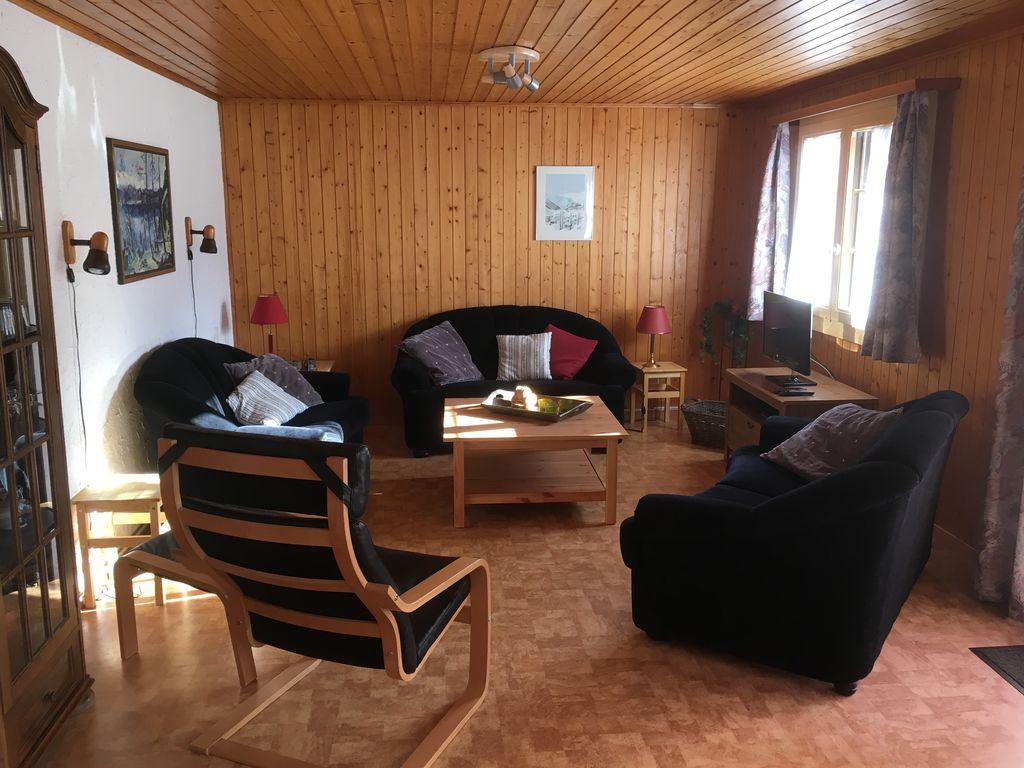 Holiday apartment Kirsanna (216723), Fieschertal, Aletsch - Goms, Valais, Switzerland, picture 8