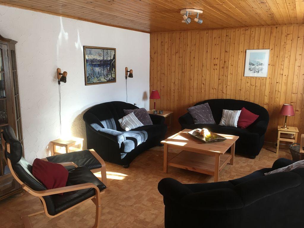 Ferienwohnung Elegantes Chalet im Fieschertal in Waldnähe (216723), Fiesch, Aletsch - Goms, Wallis, Schweiz, Bild 4