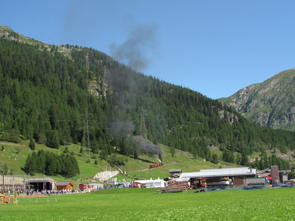 Holiday apartment Kirsanna (216722), Fieschertal, Aletsch - Goms, Valais, Switzerland, picture 13