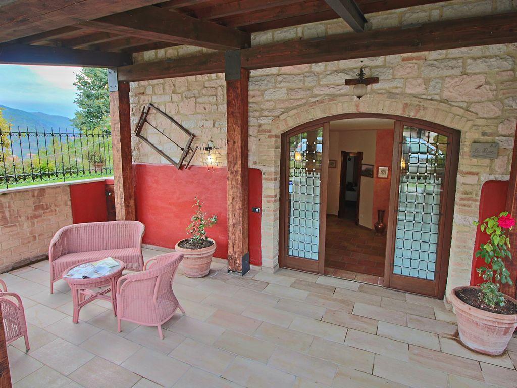 Ferienhaus Modernes entspannendes Ferienhaus in Cagli mit Sauna (256829), Cagli, Pesaro und Urbino, Marken, Italien, Bild 28