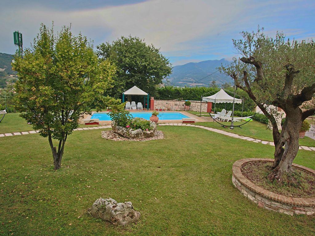 Ferienhaus Modernes entspannendes Ferienhaus in Cagli mit Sauna (256829), Cagli, Pesaro und Urbino, Marken, Italien, Bild 10