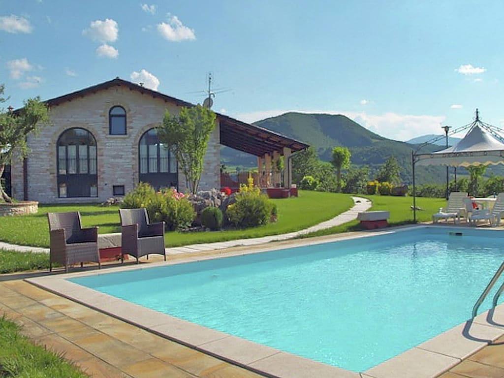 Ferienhaus Modernes entspannendes Ferienhaus in Cagli mit Sauna (256829), Cagli, Pesaro und Urbino, Marken, Italien, Bild 3