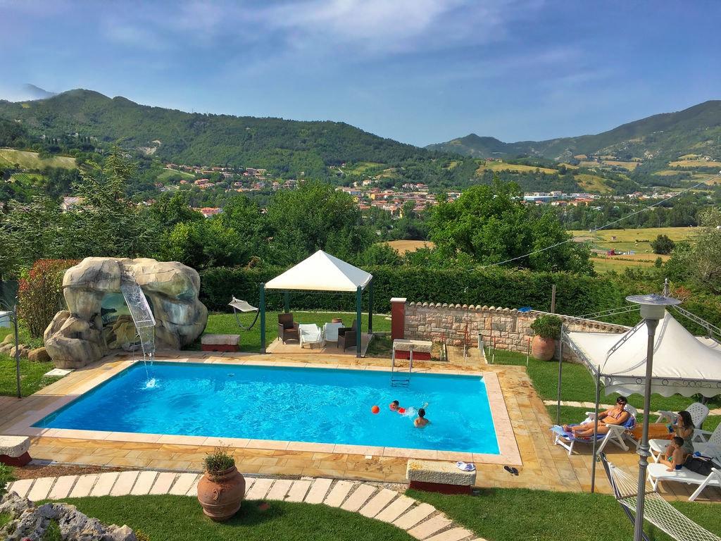 Ferienhaus Modernes entspannendes Ferienhaus in Cagli mit Sauna (256829), Cagli, Pesaro und Urbino, Marken, Italien, Bild 8