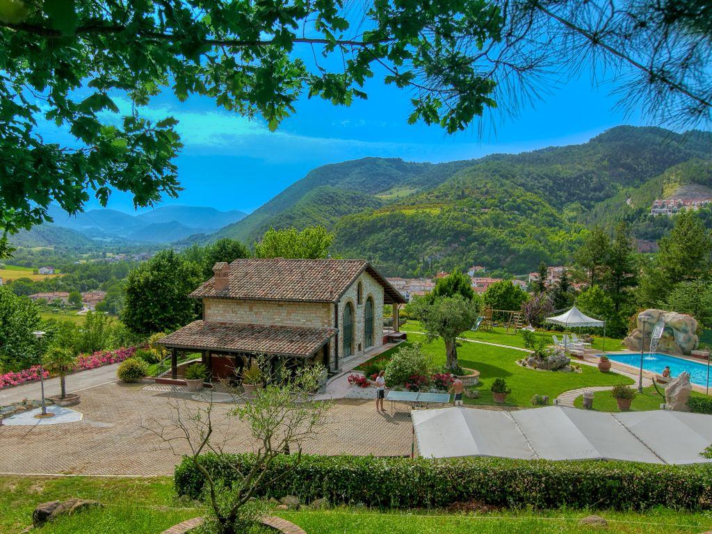 Ferienhaus Modernes entspannendes Ferienhaus in Cagli mit Sauna (256829), Cagli, Pesaro und Urbino, Marken, Italien, Bild 6