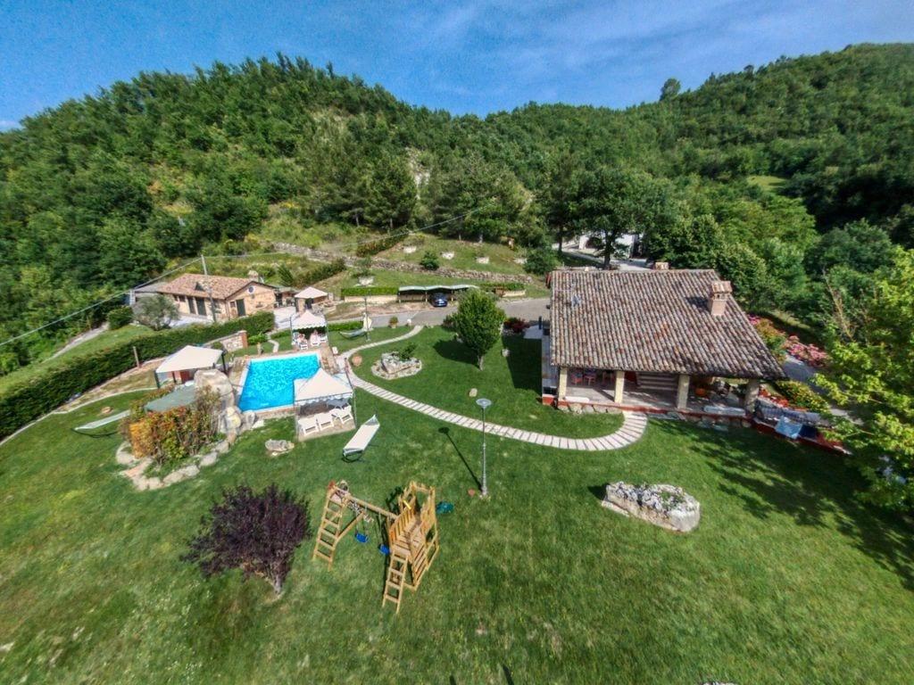 Ferienhaus Modernes entspannendes Ferienhaus in Cagli mit Sauna (256829), Cagli, Pesaro und Urbino, Marken, Italien, Bild 32