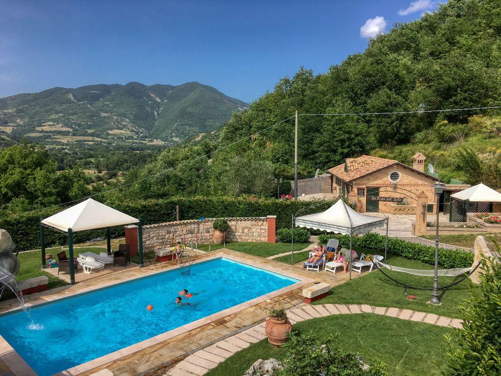 Ferienhaus Modernes entspannendes Ferienhaus in Cagli mit Sauna (256829), Cagli, Pesaro und Urbino, Marken, Italien, Bild 9