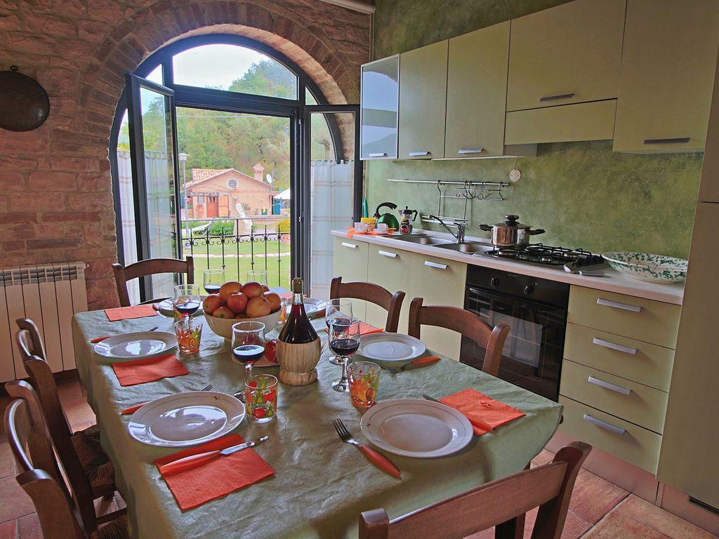 Ferienhaus Belvedere (256828), Cagli, Pesaro und Urbino, Marken, Italien, Bild 11