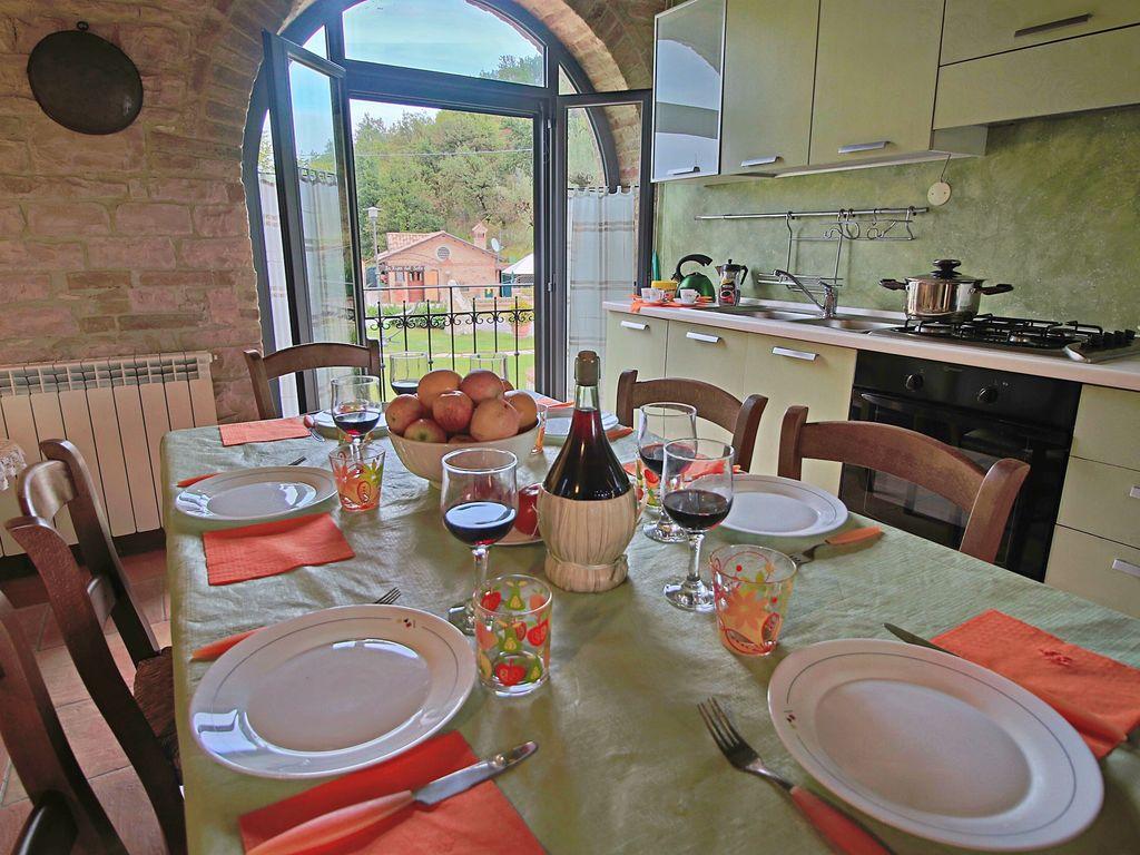 Ferienhaus Belvedere (256828), Cagli, Pesaro und Urbino, Marken, Italien, Bild 13