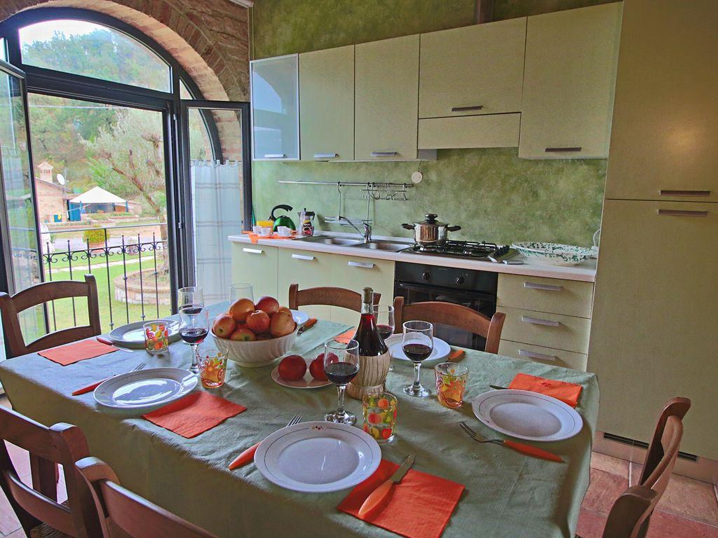 Ferienhaus Belvedere (256828), Cagli, Pesaro und Urbino, Marken, Italien, Bild 20
