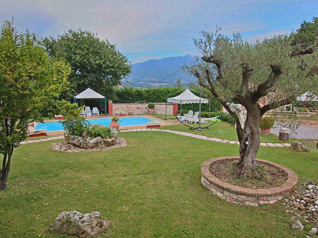 Ferienhaus Belvedere (256828), Cagli, Pesaro und Urbino, Marken, Italien, Bild 3