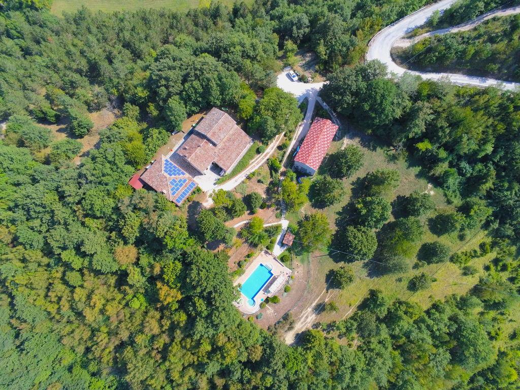 Ferienwohnung Landhaus in Marche mit üppig grünem Garten (256824), Apecchio, Pesaro und Urbino, Marken, Italien, Bild 4