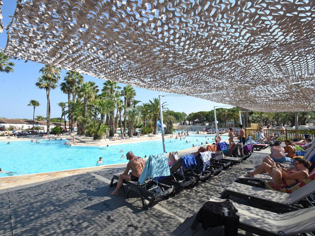 Ferienhaus Gepflegter Bungalow mit Kombi-Mikrowelle, Strand in 5 km. (256264), Fréjus, Côte d'Azur, Provence - Alpen - Côte d'Azur, Frankreich, Bild 10
