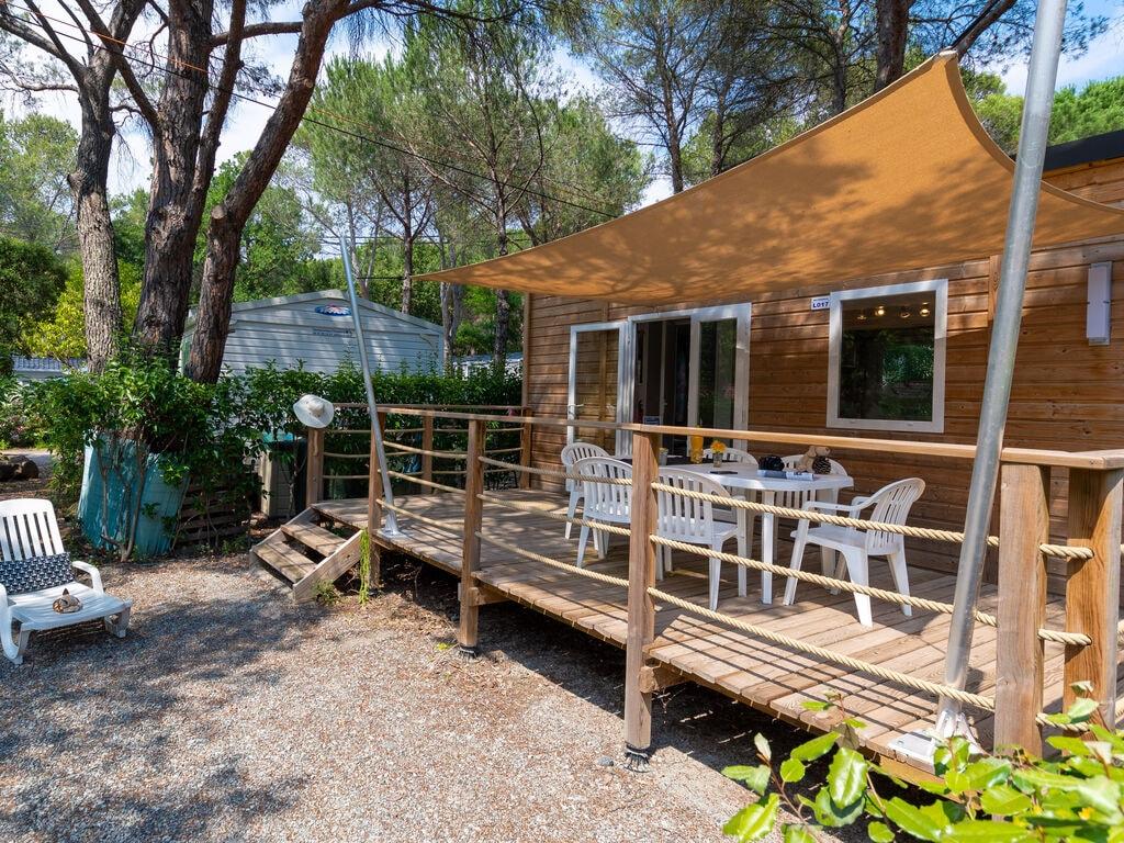 Ferienhaus Gepflegter Bungalow mit Kombi-Mikrowelle, Strand in 5 km. (256264), Fréjus, Côte d'Azur, Provence - Alpen - Côte d'Azur, Frankreich, Bild 20