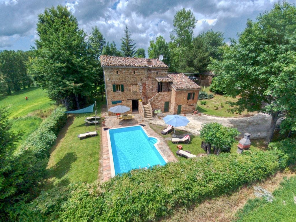 Ferienhaus Villa Faggio (256837), Amandola, Fermo, Marken, Italien, Bild 33